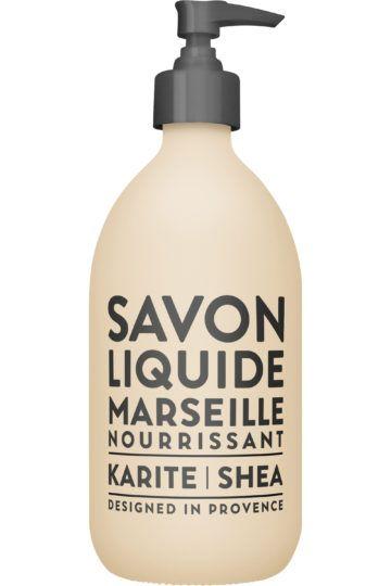 Savon liquide de Marseille mains & corps karité