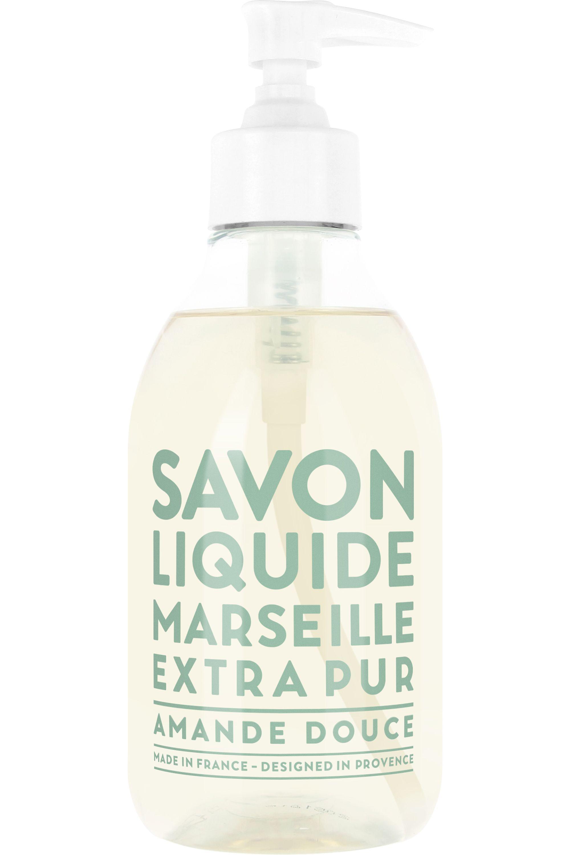 Blissim : Compagnie De Provence - Savon Liquide de Marseille mains et corps 300 ml - Amande douce