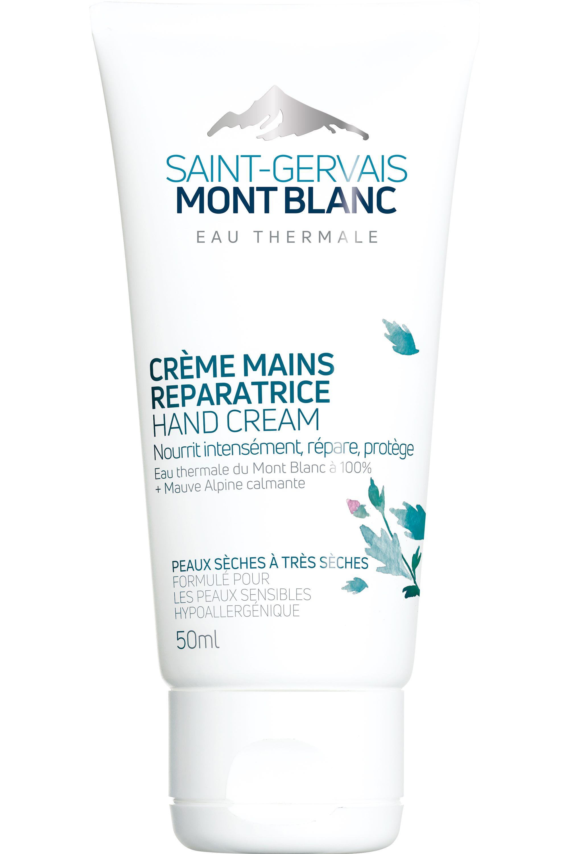 Blissim : Saint-Gervais Mont Blanc - Crème mains réparatrice - Crème mains réparatrice