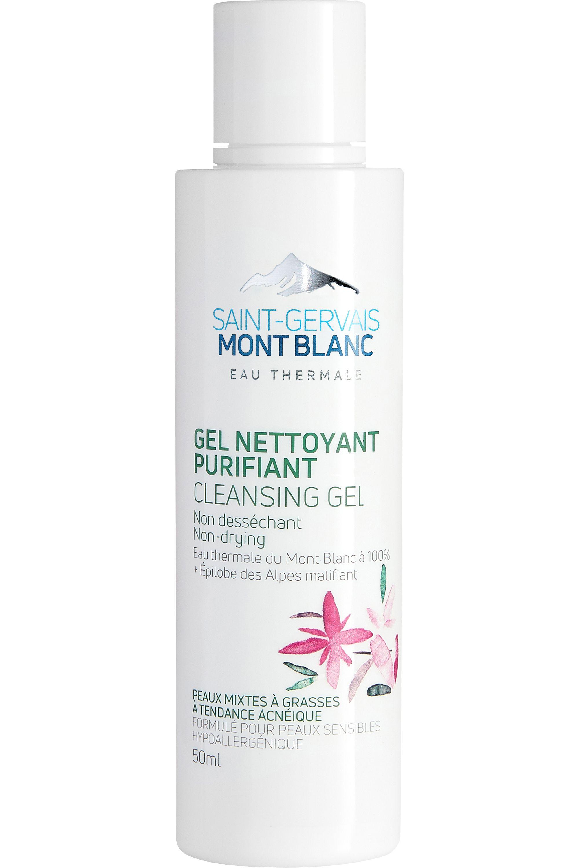 Blissim : Saint-Gervais Mont Blanc - Gel visage purifiant nettoyant - Gel visage purifiant nettoyant