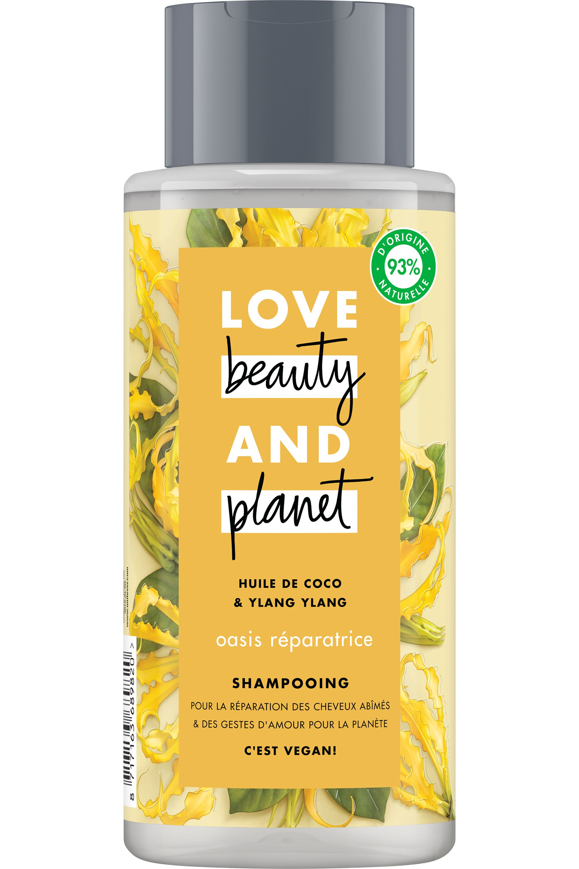 Blissim : Love Beauty and Planet - Shampooing Oasis Réparatrice - Shampooing Oasis Réparatrice