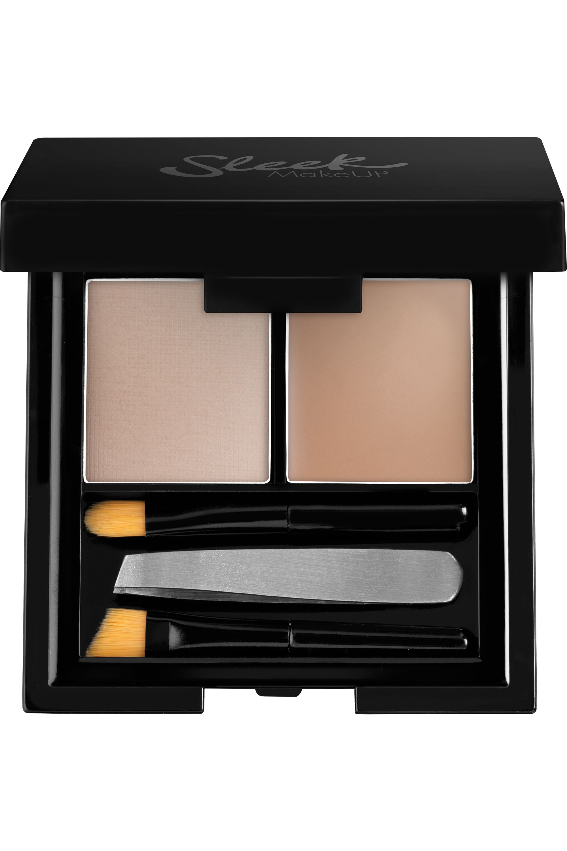 Blissim : Sleek MakeUP - Palette sourcils Brow Kit - Light