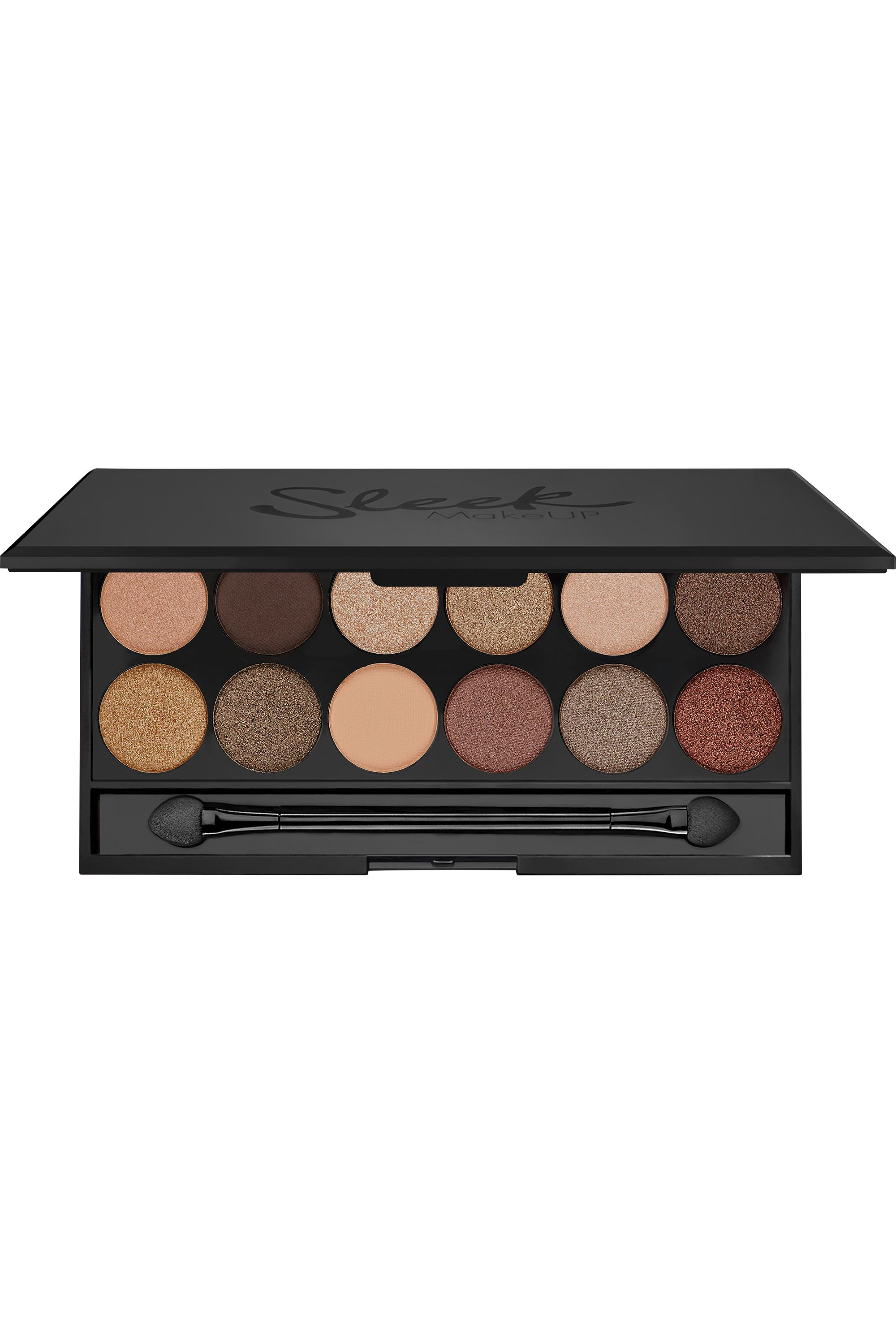 Blissim : Sleek MakeUP - Palette de fards à paupières i-Divine - All Night Long