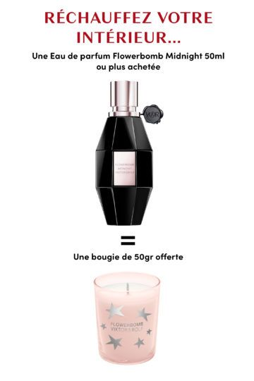 Flowerbomb Midnight Eau de Parfum - 50ml