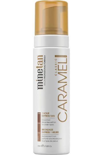 Mousse auto-bronzante Caramel