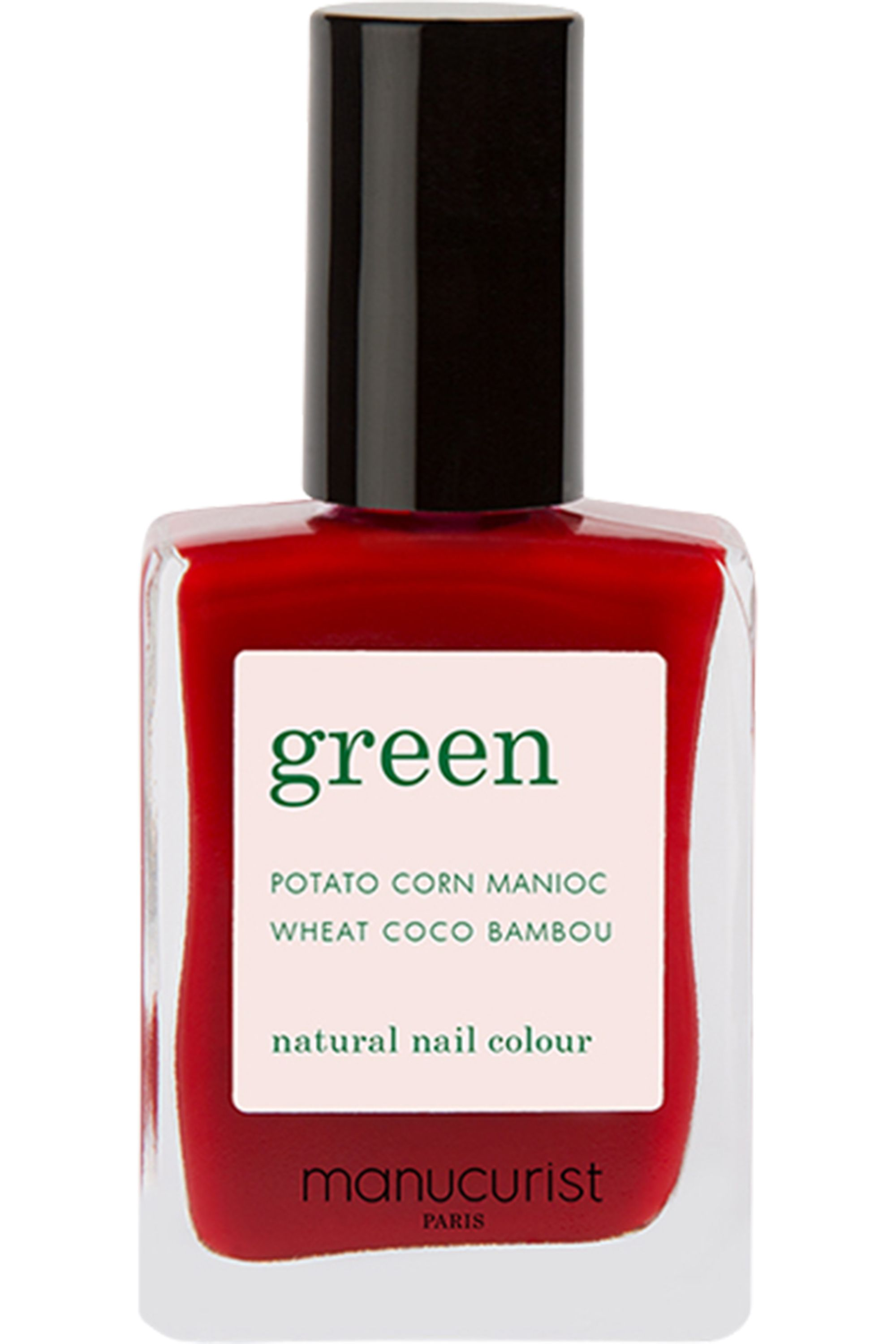 Blissim : Manucurist - Vernis Green - Red Cherry