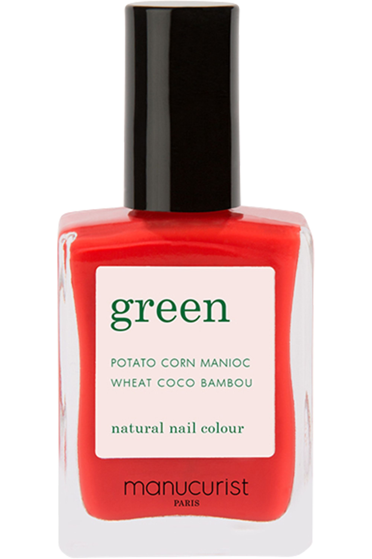 Blissim : Manucurist - Vernis Green - Red Coral