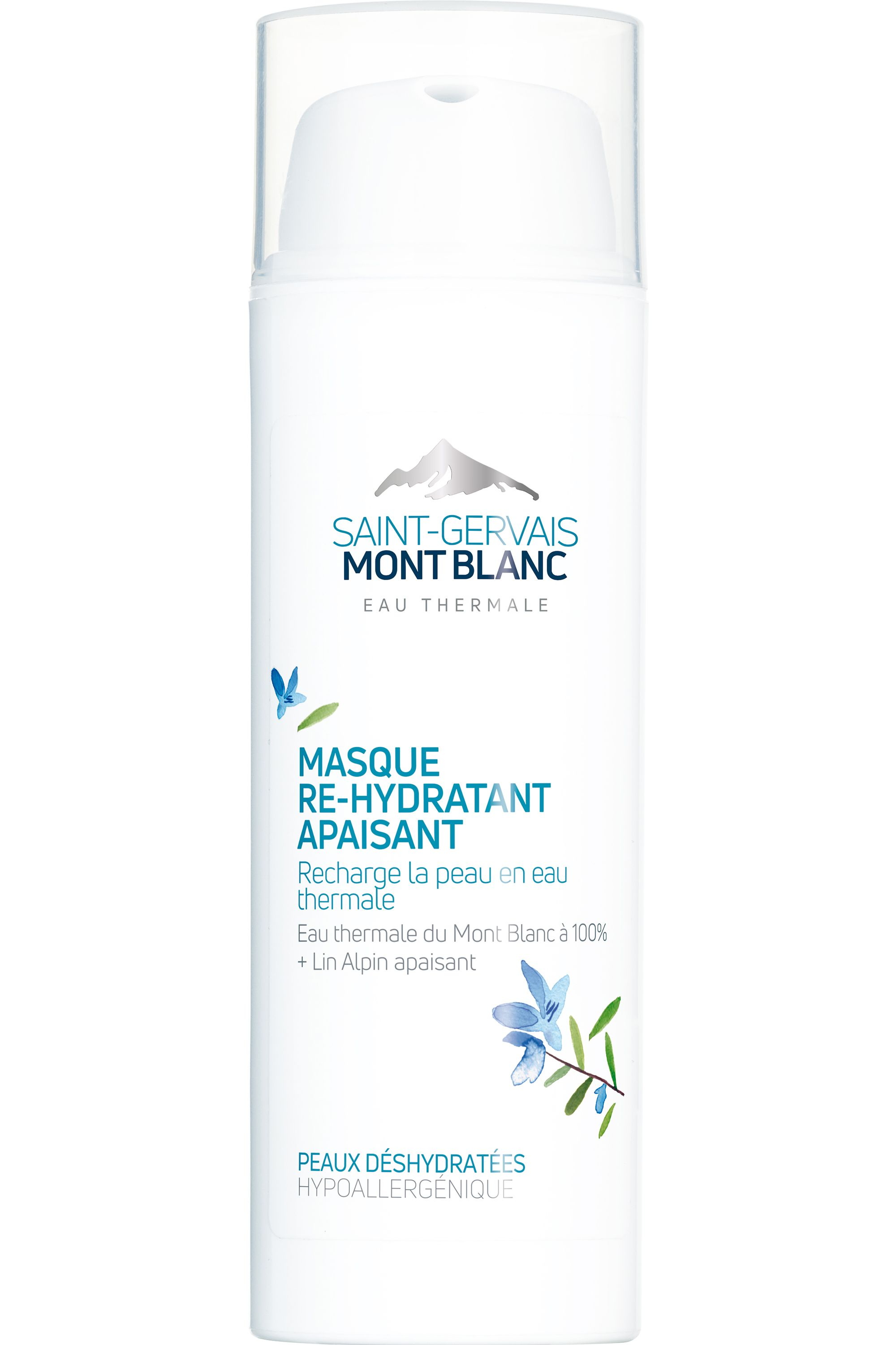 Blissim : Saint-Gervais Mont Blanc - Masque Rehydratation Thermale - Masque Rehydratation Thermale