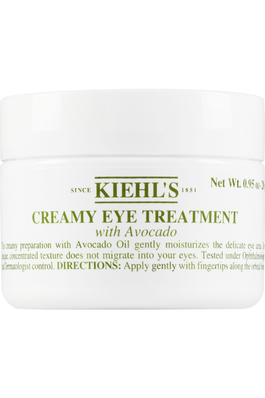 Blissim : Kiehl's - Crème contour des yeux hydratante à l'avocat Eye Avocado - 28 g