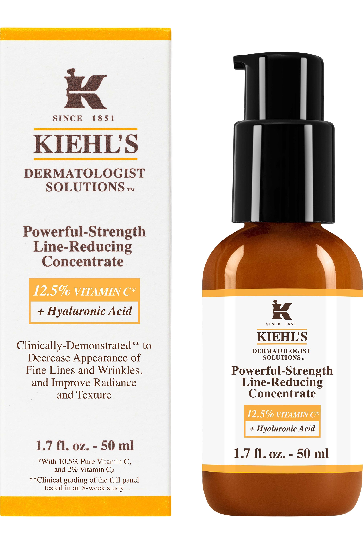 Blissim : Kiehl's - Sérum anti-rides puissant Vitamine C Powerful-Strength - Sérum anti-rides puissant Vitamine C Powerful-Strength