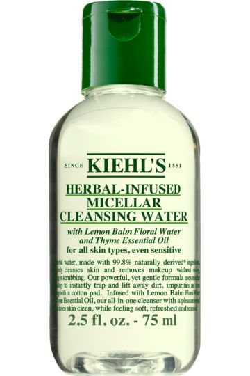 Eau micellaire nettoyante hydratante sans rinçage Herbal Micellar Water
