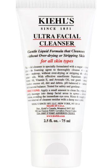Gel nettoyant visage Ultra Facial