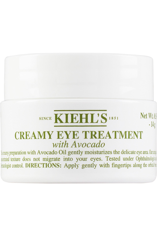 Blissim : Kiehl's - Crème contour des yeux hydratante à l'avocat Eye Avocado - Crème contour des yeux hydratante à l'avocat Eye Avocado