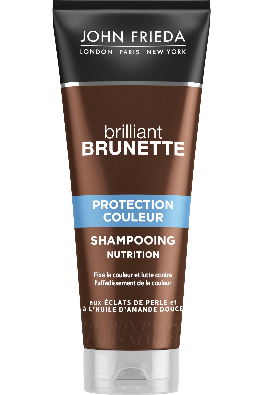Blissim : John Frieda - Shampooing nutrition protection couleur Brilliant Brunette - Shampooing nutrition protection couleur Brilliant Brunette