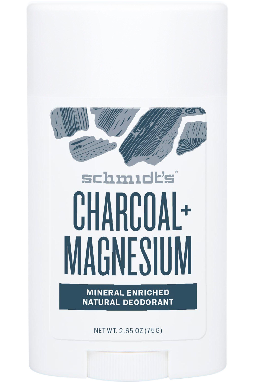 Blissim : Schmidt's - Déodorant Stick Charbon et Magnésium - Déodorant Stick Charbon et Magnésium