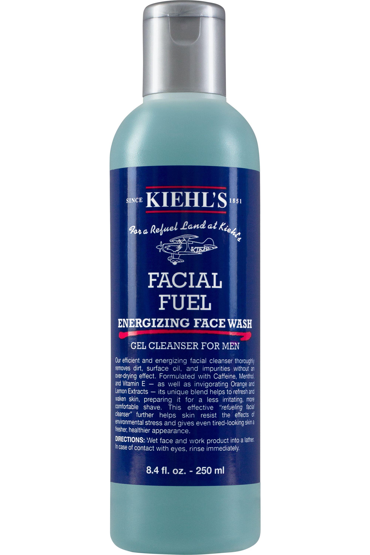 Blissim : Kiehl's - Gel nettoyant visage pour homme Facial Fuel - 250 ml