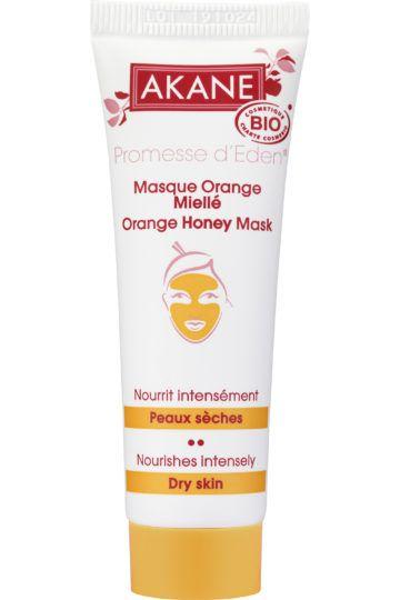 Masque peaux sèches Orange Miellé