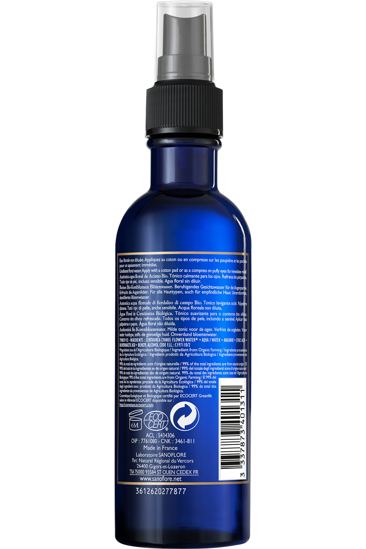 Blissim : Sanoflore - Brume défatigante Véritable Eau Florale de Bleuet - Brume défatigante Véritable Eau Florale de Bleuet