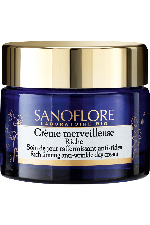 Blissim : Sanoflore - Crème de jour riche anti-rides Merveilleuse - Crème de jour riche anti-rides Merveilleuse