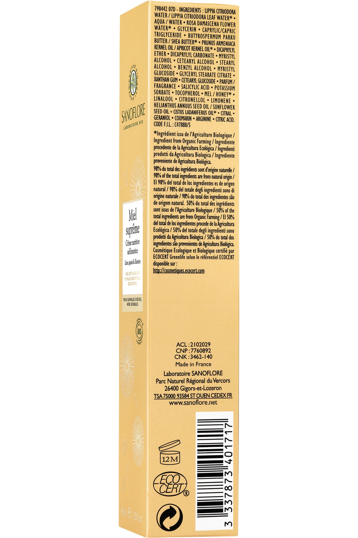 Blissim : Sanoflore - Crème nutritive visage Miel Suprême - Crème nutritive visage Miel Suprême