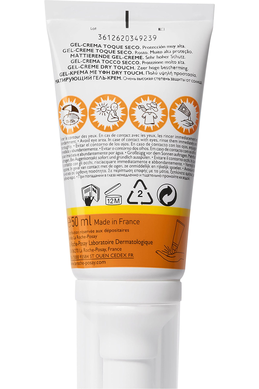 Blissim : La Roche-Posay - Gel Crème Solaire Anthelios 50+ Avec Parfum - Gel Crème Solaire Anthelios 50+ Avec Parfum