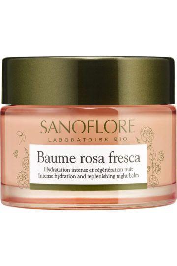 Crème de nuit regénérante Rosa Fresca