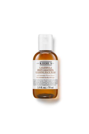 Gel nettoyant visage doux pour peaux normales à grasses Calendula