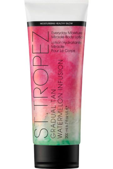 Lotion de Bronzage Progressif Miracle Corps Gradual Tan Watermelon