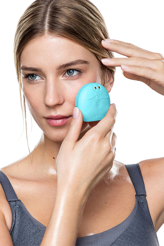 Blissim : Foreo - Brosse nettoyante intelligente visage LUNA fofo - Mint