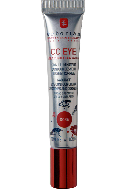 Blissim : Erborian - Soin illuminateur CC Eye - Doré