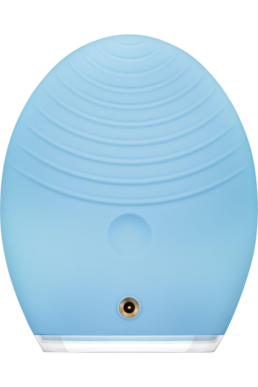 Blissim : Foreo - Brosse nettoyante visage LUNA 3 - Blue – Peau mixte