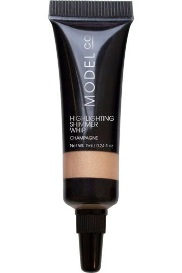 Highlighting Shimmer Whip Champagne