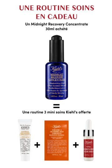 Sérum concentré régénerateur de nuit Midnight Recovery