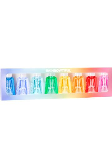 Kit gels nettoyants mains Rainbowtiful