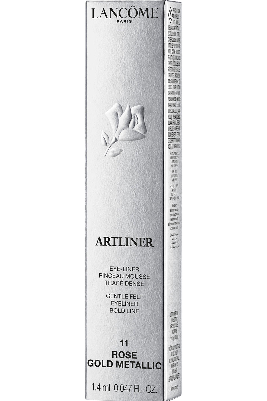 Blissim : Lancôme - Stylo eyeliner Artliner - Rose Gold Metallic