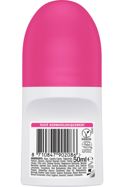 Blissim : Schmidt's - Déodorant Roll-On Rose et Vanille - Déodorant Roll-On Rose et Vanille