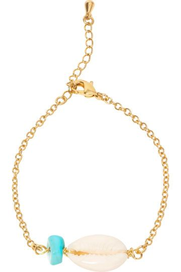 Bracelet coquillage Albertine