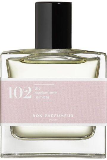 Eau de parfum 102 Thé Cardamome Mimosa
