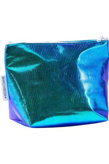Trousse de toilette holographique Mermaid