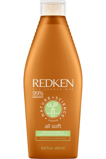 Après-shampooing adoucissant Nature + Science All Soft