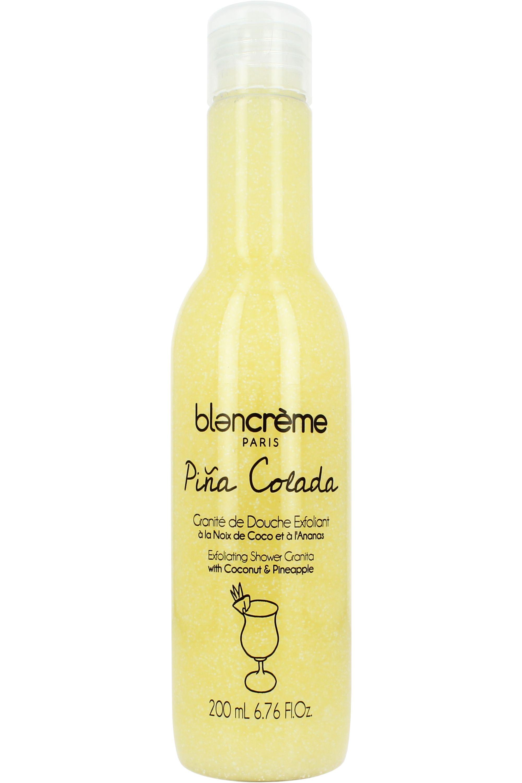 Blissim : Blancrème - Granité de douche exfoliant - Piña Colada