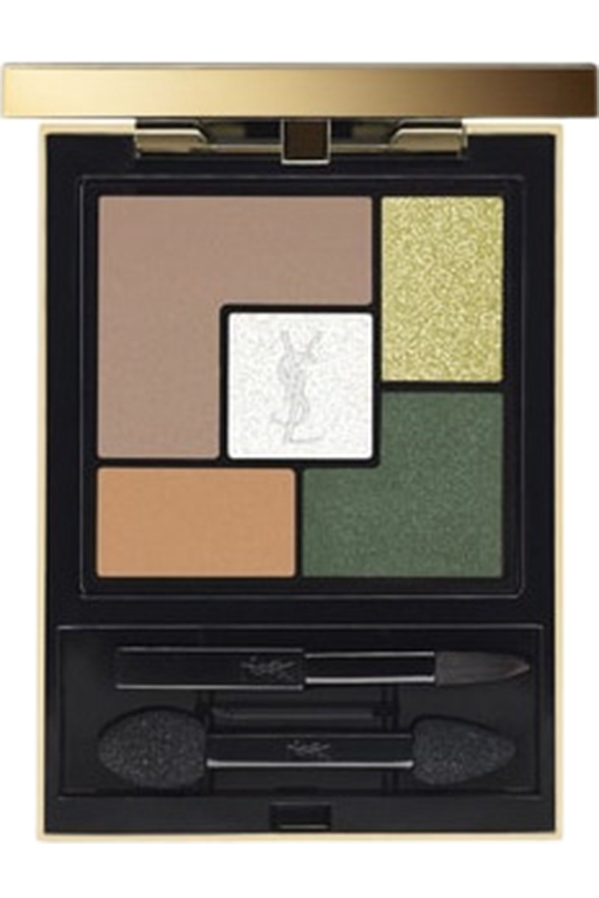 Blissim : Yves Saint Laurent - Couture Palette 5 Couleurs - N°16 Decadent Haven