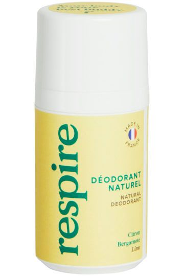Déodorant naturel Citron Bergamote