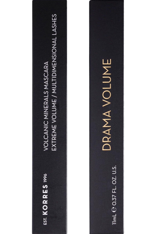 Blissim : Korres - Mascara volumateur Drama Volume Noir - Mascara volumateur Drama Volume Noir
