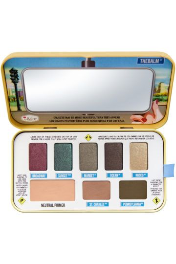 Palette yeux Autobalm PicPerf Format Voyage