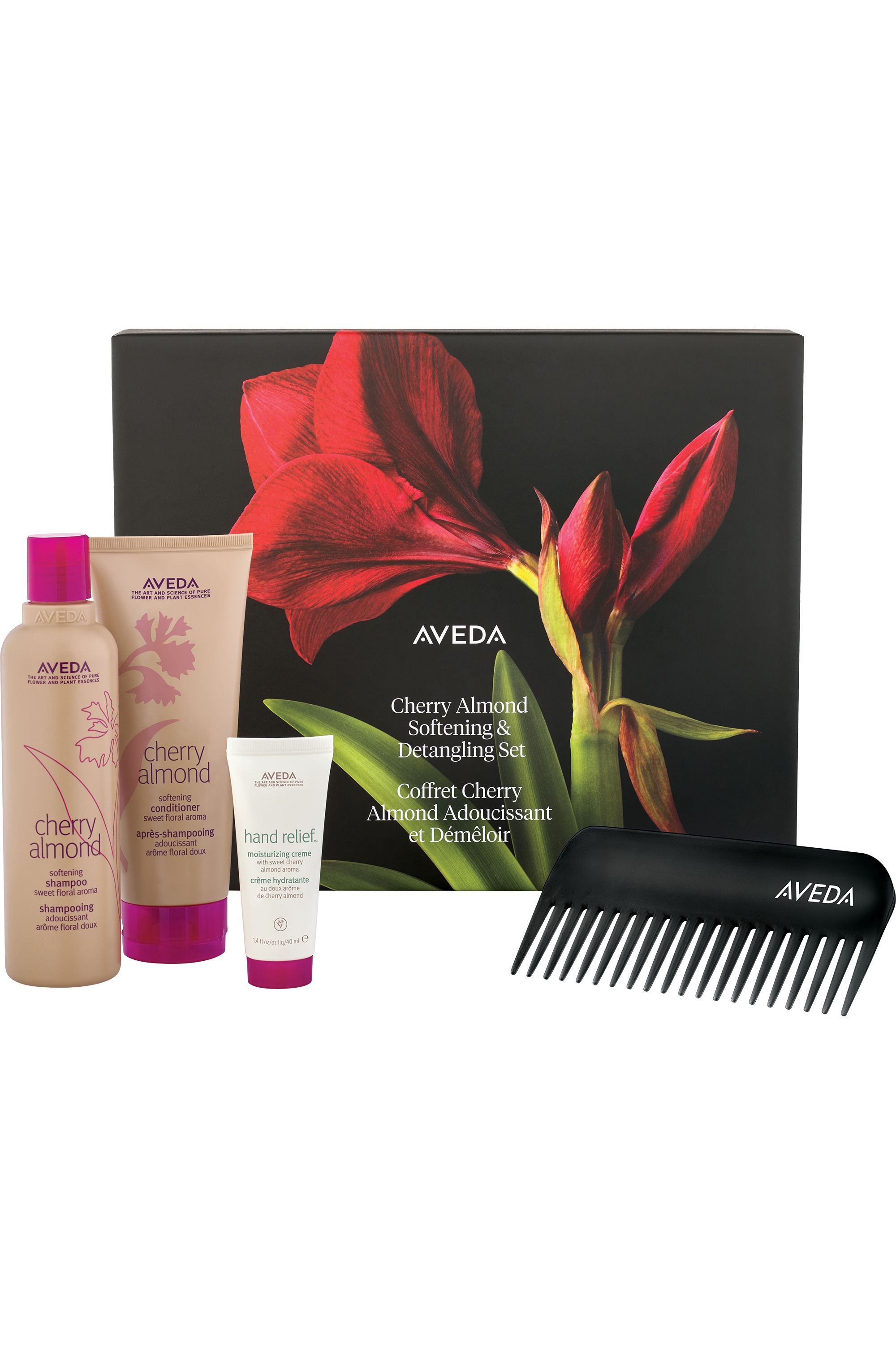 Blissim : Aveda - Coffret Cherry Almond - Coffret Cherry Almond