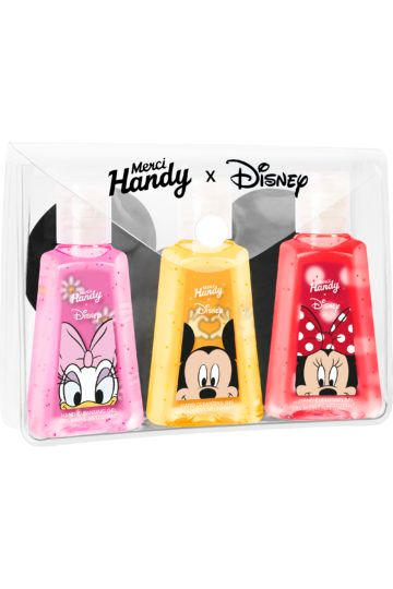 Trio gels mains Walt Disney