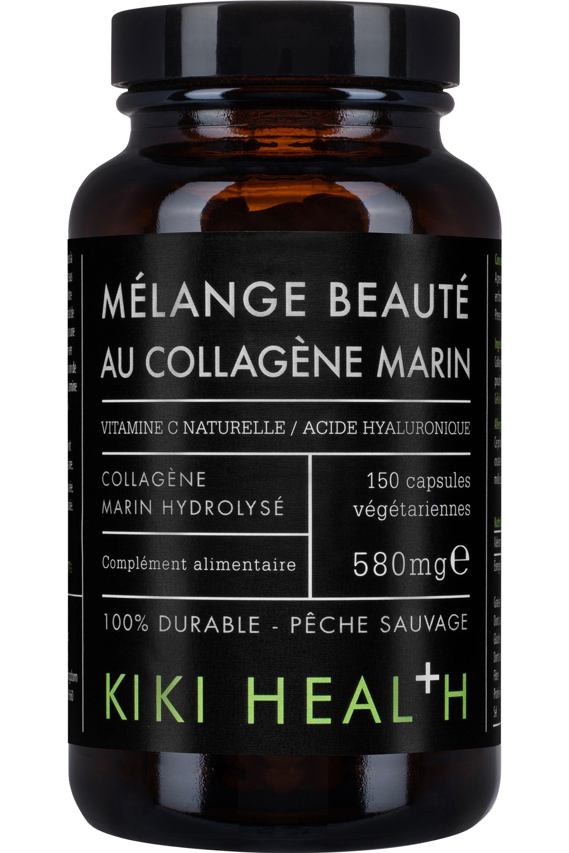 Blissim : Kiki Health - Mélange beauté au collagène marin action fermeté et régénération de la peau - Mélange beauté au collagène marin action fermeté et régénération de la peau