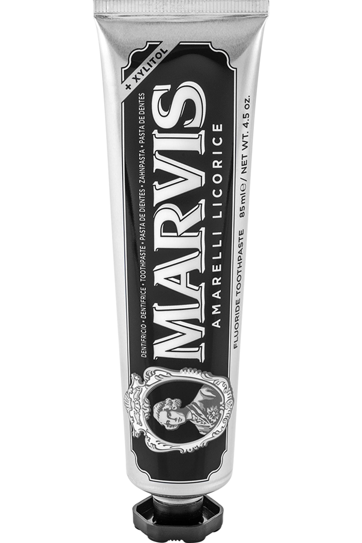 Blissim : Marvis - Dentifrice Menthe & Réglisse noire - 85 ml