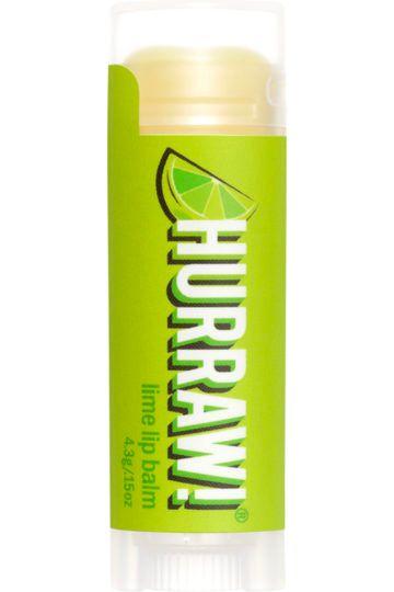Baume à lèvres naturel Citron Vert